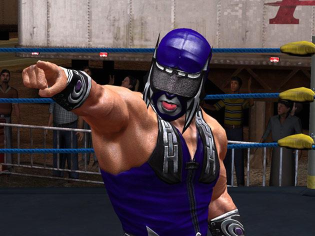 Slang Y Konami Presentan El Título Lucha Libre Aaa Héroes Del Ring