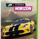 Forza Horizon Boxart