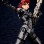 Kotobukiya Shepard frente