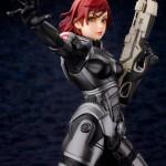 Kotobukiya Shepard lateral