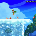 New Super Mario Bros U 1