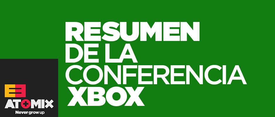 RESUMENconferenciaXBOX