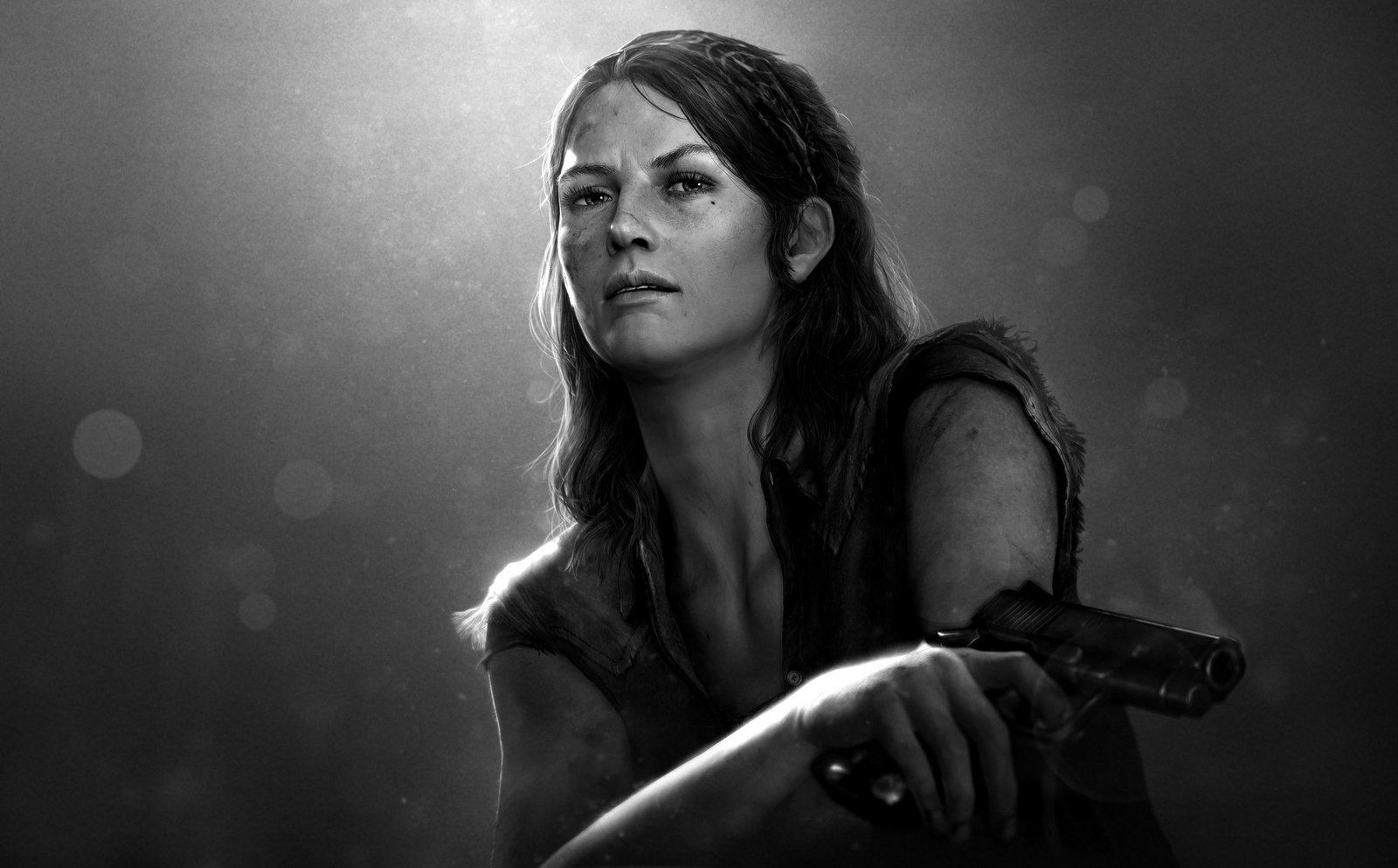 The Last of Us back ground and details on the new character Tess