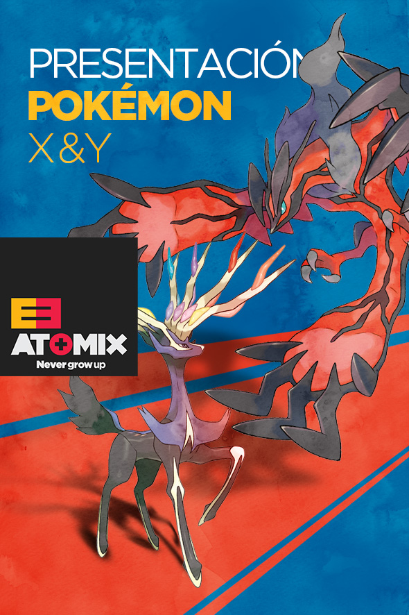 pokemonX&Y_Poster