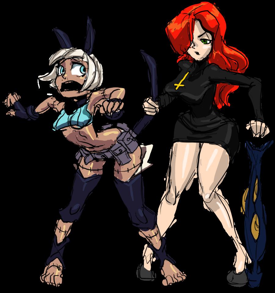 skullgirls_by_mr_wolfe-d4is12x