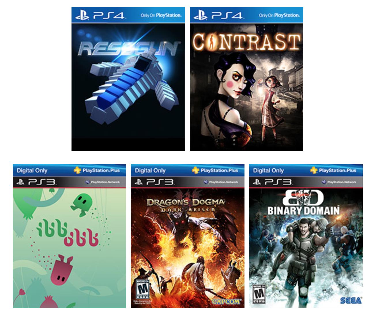 Juegos De Ps4 Ps3 Y Ps Vita Gratis Este Mes De Noviembre En Ps Plus