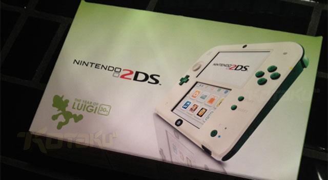 Luigi 2ds