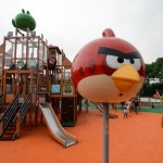 angry birds park 3
