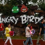 angry birds park 4