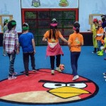 angry birds park 5