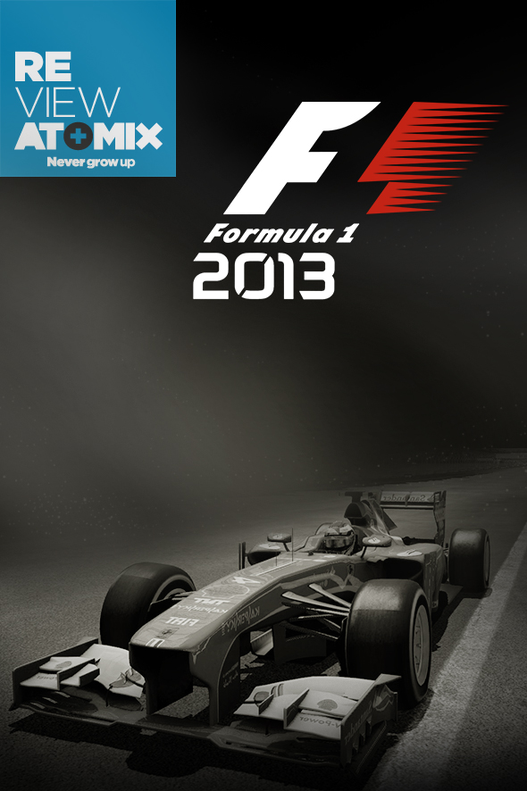 Review — F1 2013 | Atomix
