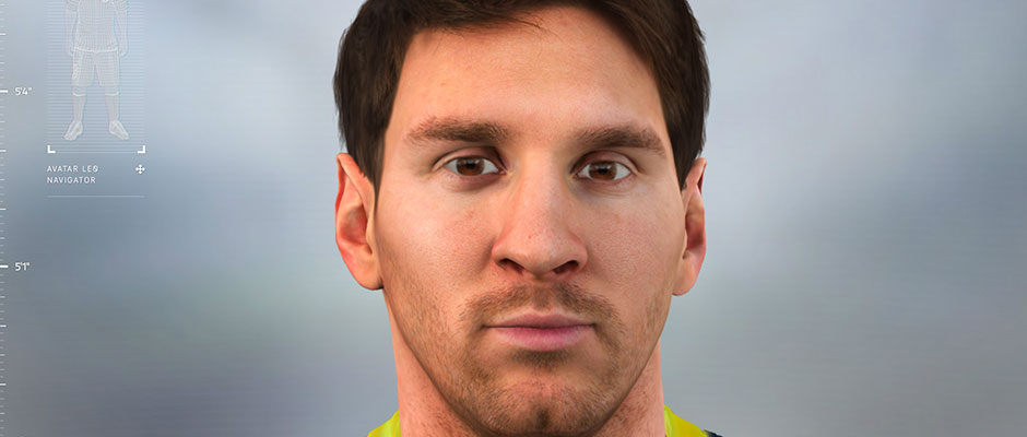 Messi_Real