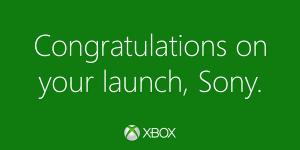 felicitación Xbox-Play