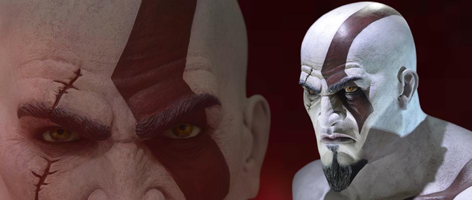 Kratos_Busto