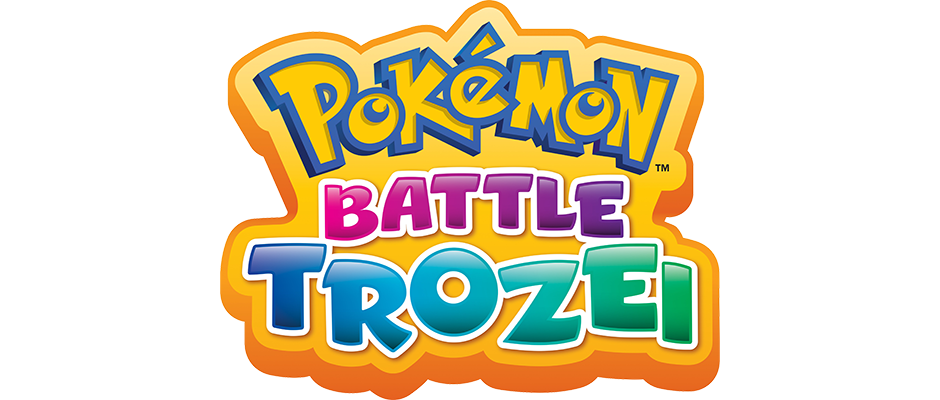 Pokemon-Battle-Trozei-Logo