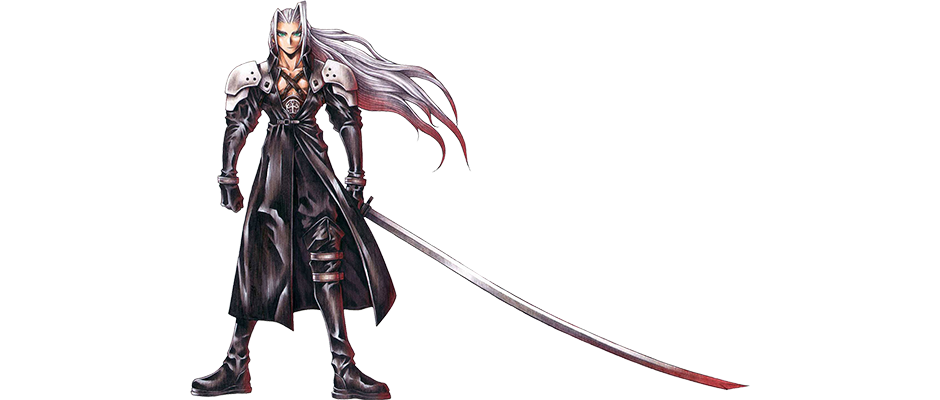 Sephiroth_FFVII