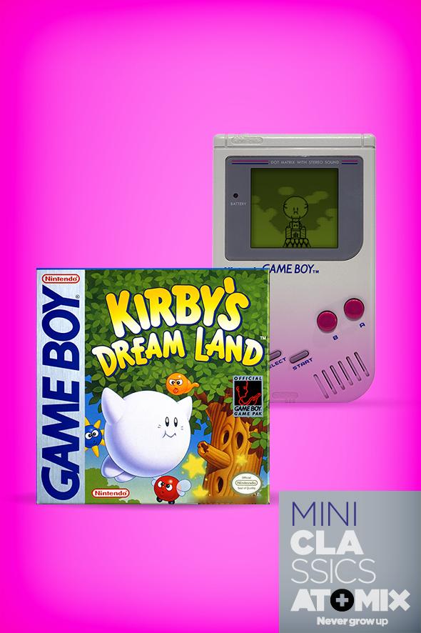 kirby mini classics