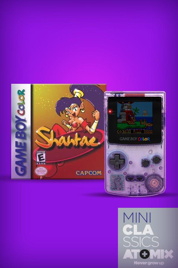 Mini Classics Shantae