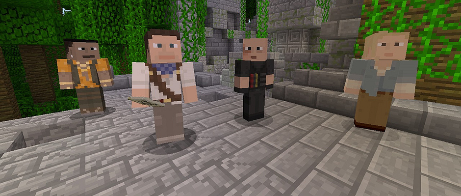 Uncharted_MInecraft