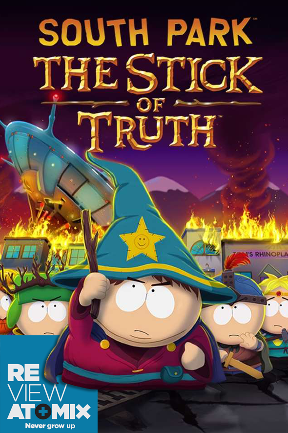 Review South Park Stick of Truth