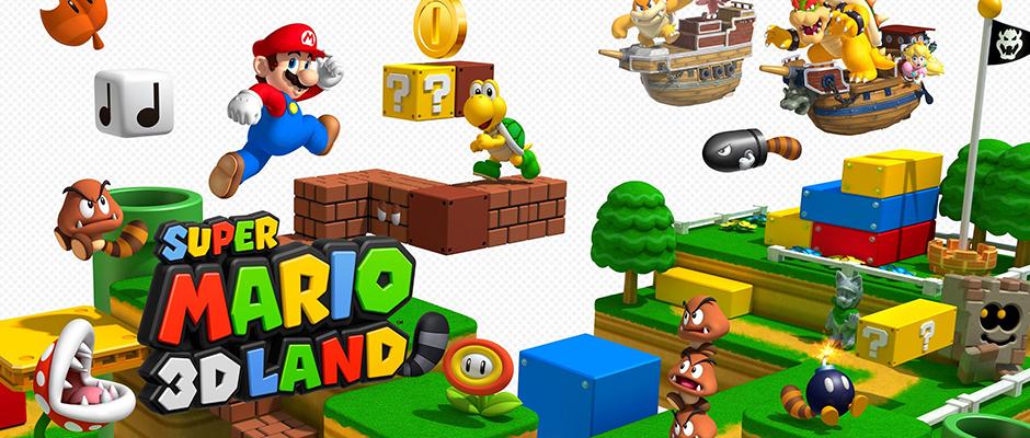 Super Mario 3d Land Atomix