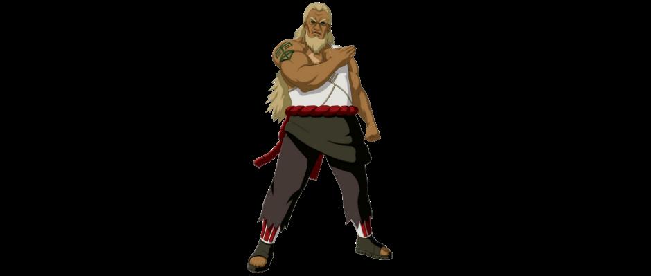 Naruto Shippuden Ultimate Ninja Storm Revolution Third Raikage
