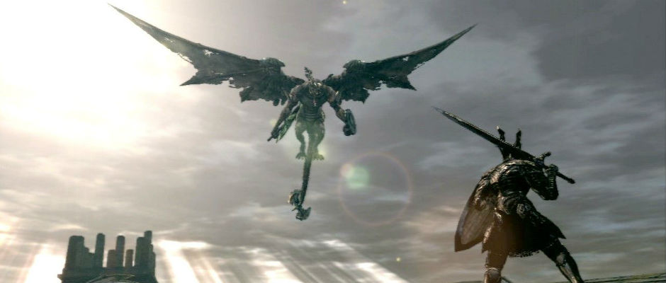 Dark Souls Gargoyle
