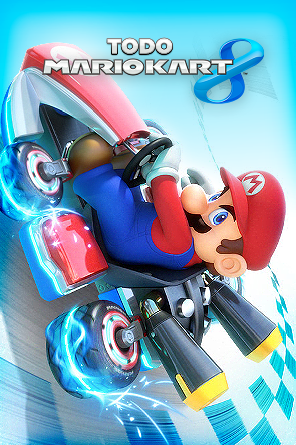La Evolucion De Mario Kart Mario Kart 7 Atomix