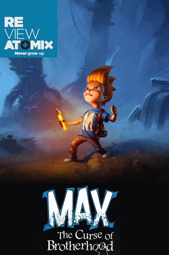 max_the_curse_of_brotherhood_review_poster