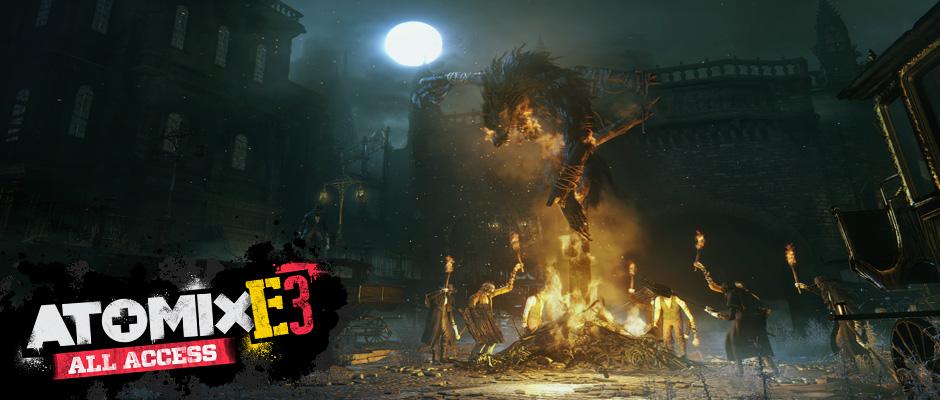 Bloodborne-E3-2014-epic