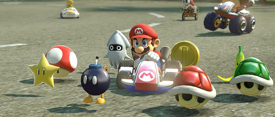 Mario Kart 8 Coin