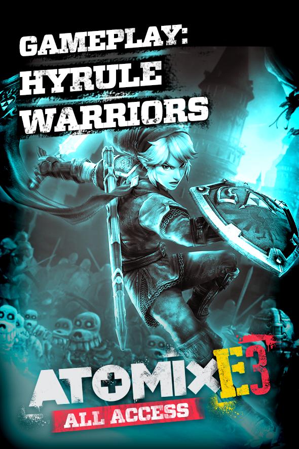 gameplayHyrule Warriors