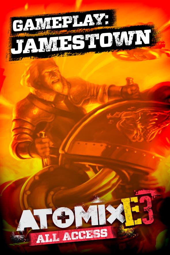 gameplayJAMESTOWNPOSTER