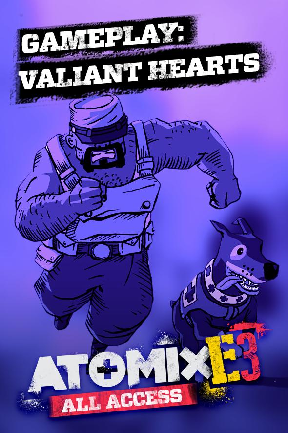 gameplayVALIANTHEARTSPOSTER