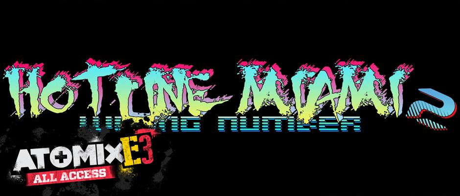 Hotline Miami 2 E3 2014