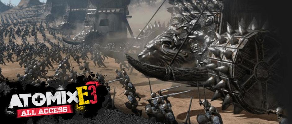 Kingdom Under Fire II E3 2014