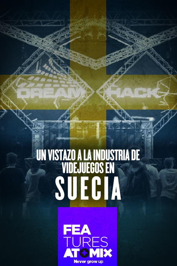Feature: Industria de videojuegos en Suecia