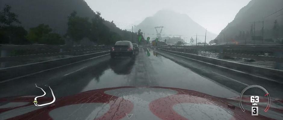 Rain-driveclub