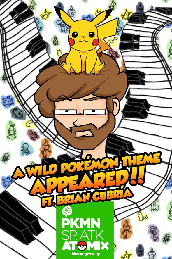 Brian Cubria Pokemon Poke week