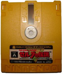 Famicom_Zelda_Disk