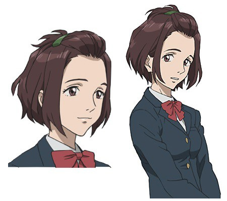 Parasyte Kiseiju anime Satomi Murano