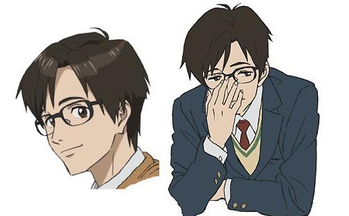 Parasyte Kiseiju anime Shinichi Izumi