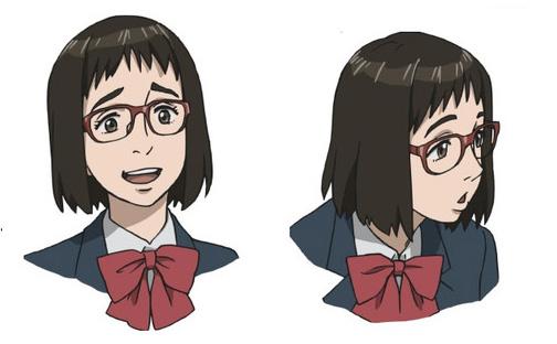 Parasyte Kiseiju anime Yuko Tachikawa