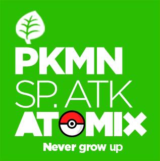 Pokemon PKMN SP ATK Poke Week
