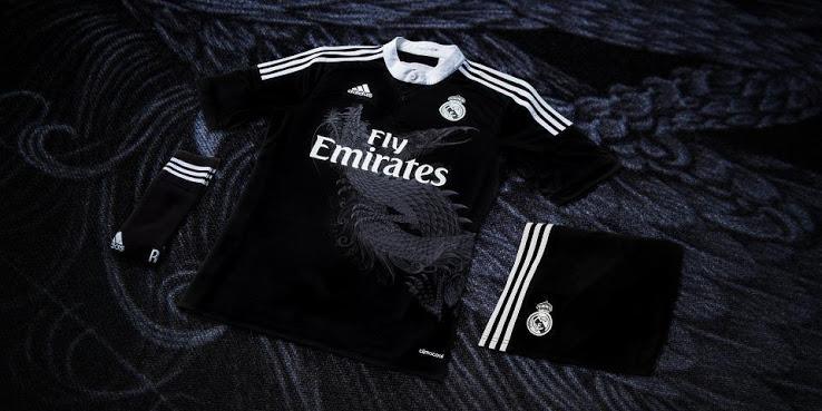 Nueva playera del Real Madrid al estilo Game of Thrones!  4b4bf383d58e6