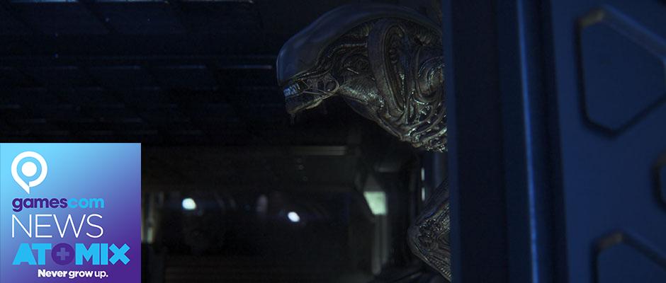 alien isolation gamescom