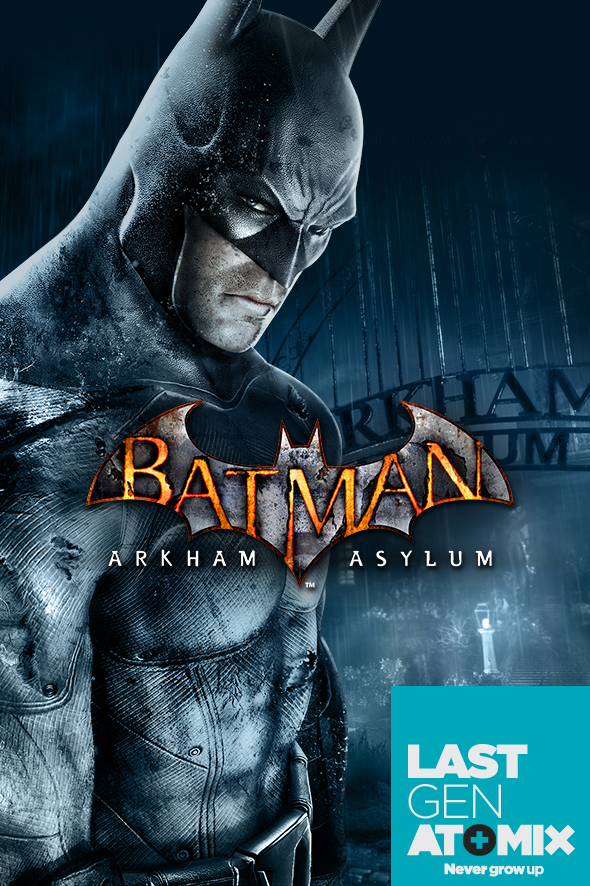 Batman Arkham Asylum Game of the Year Edition [Multi Idioma][Google Drive]