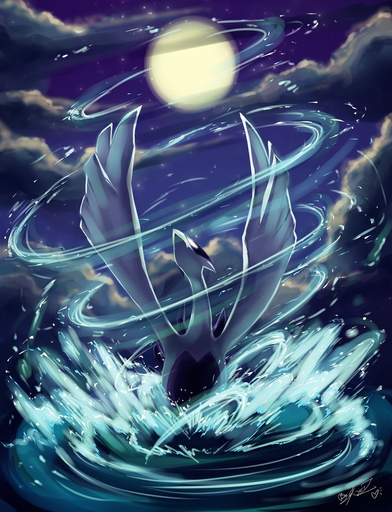 lugia-lord-of-the-sea-fanart-pokemon