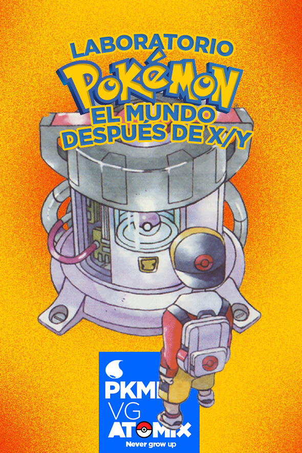Laboratorio Pokemon PokeWeek Atomix