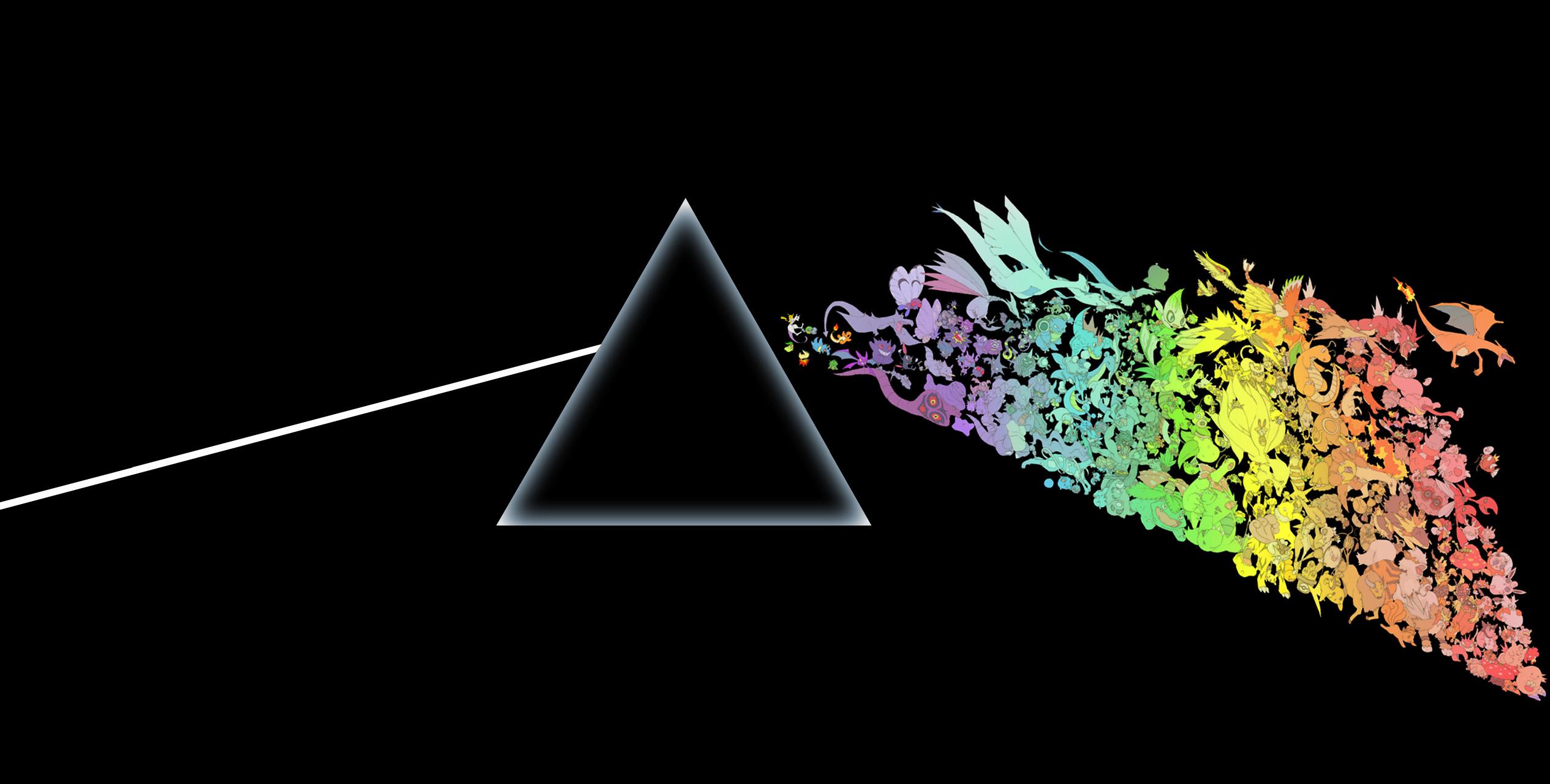 Pokemon Music Pink Floyd Wallpaper Poke Week Atomix